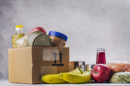 A Feeding America study estimates 42 million Americans may experience food insecurity this year, down from 45 million people who may have experienced it in 2020. (Adobe Stock)