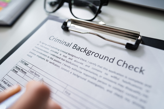 According to ACLU Connecticut, around 400,000 people are living with a criminal record in the Nutmeg State. If made law, the Clean Slate bill would expunge the records for more than half. (Adobe Stock)