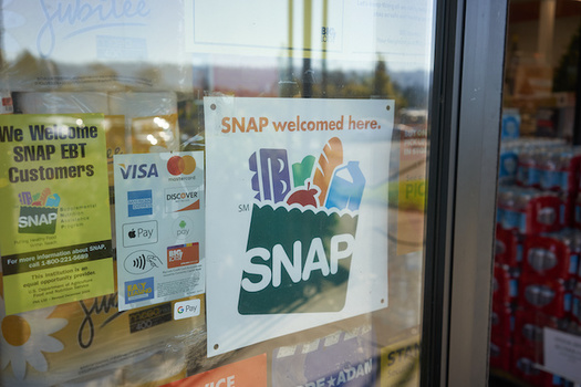 Supporters of the Double Up Food Bucks program hope lawmakers will fund its expansion into 25 grocery stores across Oregon. (Tada Images/Adobe Stock)