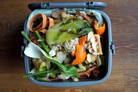 According to the U.S. Food and Drug Administration, food waste is estimated at 30% to 40% of the U.S. food supply. (Adobe Stock)