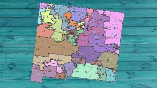 The New Mexico redistricting committee plans to hold a dozen public meetings, including at least two on tribal lands, as 2020 Census data is used to draw new electoral district boundaries. (fairdistricts.org)