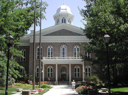 The Nevada State Legislature's next formal, regular session is set to convene in 2023. (Wikimedia Commons)
