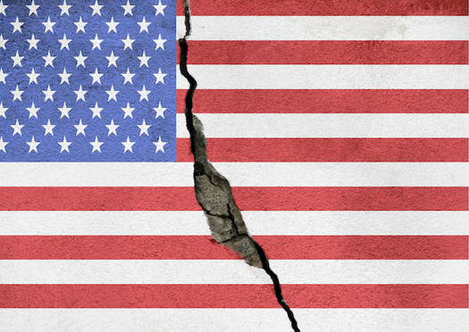 America Talks aims to start at least 10,000 conversations in these deeply divided times. (alexandra/Adobe Stock)