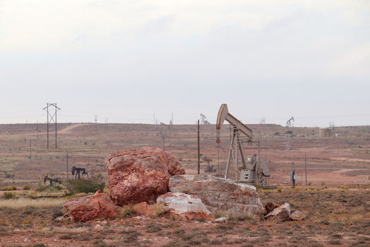 The Permian Basin, in West Texas and southeastern New Mexico, has the worst air pollution from oil and gas in nation, according to an April report by the Environmental Defense Fund. (priceofoil.org)