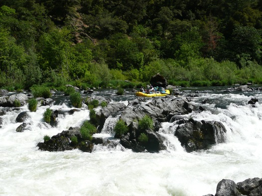 Portions of the Rogue River are among rivers currently protected as Wild and Scenic in Oregon. (Eric Tegethoff)