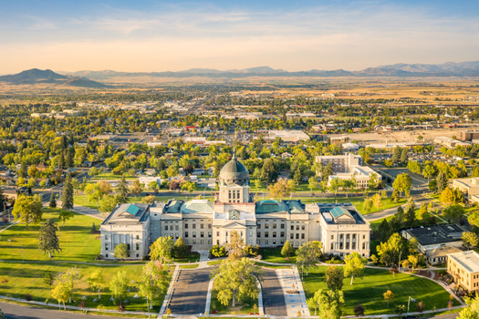 A study compared the number of women in municipal office and in the state Legislature in Montana. (mandritoiu/Adobe Stock)