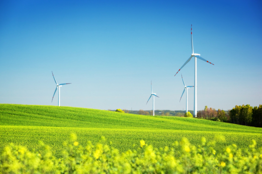 A new report finds that jobs in wind power in Nevada grew in 2020 despite the pandemic. (Niserin/iStockphotos)