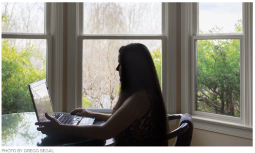 The Emergency Broadband Benefit Program is run through the Universal Service Administrative Company, part of the Federal Communications Commission. (Gregg Segal/AARP)