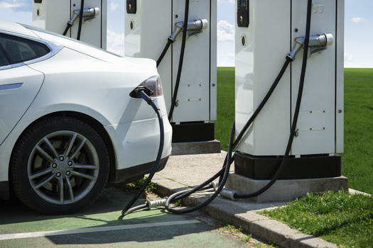According to Advanced Energy Economy, each dollar of public investment into electric vehicles generates $2.60 of direct private investment. (Adobe Stock)