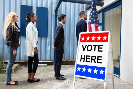 Many voting-rights advocates believe Utah's election system works well in terms of efficiency and fairness, but they're also concerned recent court rulings could prompt changes. (Popov/Adobe Stock)