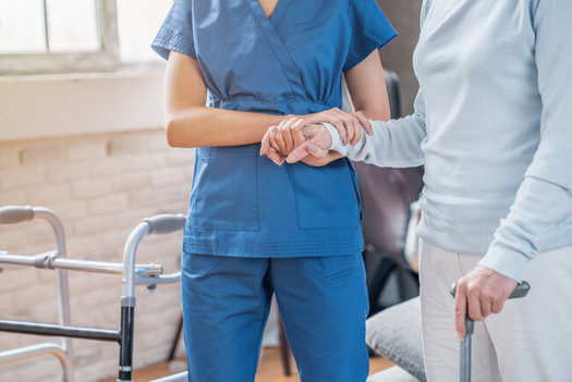 The State of California spends $5 billion to $6 billion per year on nursing home care. (Creative House/Adobe Stock)