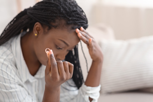 More than half of women who have been raped by their spouse also report repeat victimization in their relationship. (Adobe Stock)