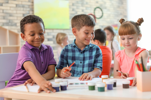 Among other recommendations, child-care advocates want to see Pennsylvania expand its Infant/Toddler Contracted Slots Program to provide free child care to 3,000 to 4,000 more kids from eligible families. (Adobe Stock)