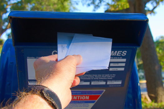 A survey taken during the height of the pandemic found more than 90% of Americans had a favorable view of the U.S. Postal Service. (mokee81/Adobe Stock)