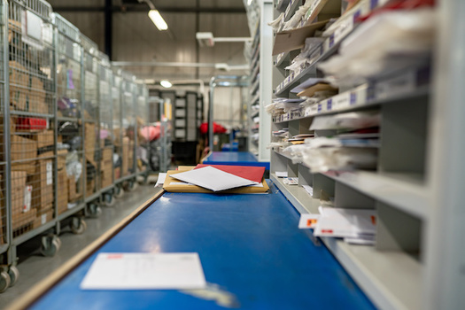 With more than 630,000 employees nationwide, the U.S. Postal Service is one of the largest civilian employers in the United States. (Adobe Stock)