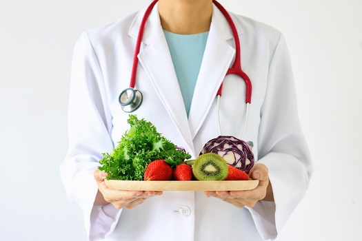 Treating food as medicine is becoming a more mainstream remedy in doctors' offices. (ARTFULLY-79/Adobe Stock)