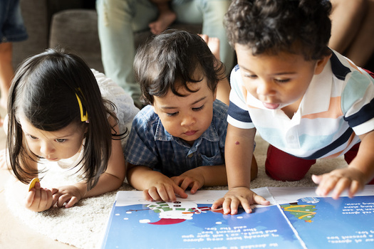 Research increasingly points to early childhood, the period from birth through age seven, as the most critical time in a child's life. (Adobe Stock)<br />