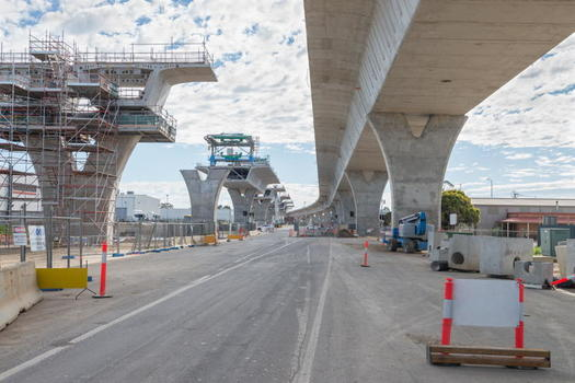 The Senate just passed President Joe Biden's infrastructure package to rebuild roads and bridges, a major part of his Build Back Better plan, which Virginians overwhelming support, according to a new poll. (Adobe stock)