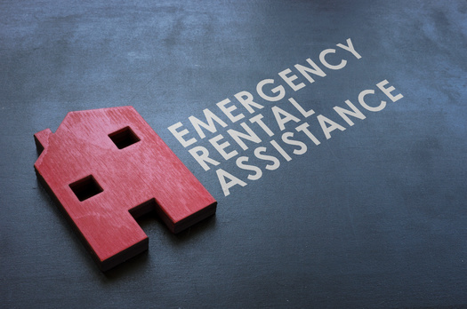 Agencies charged with reviewing rental-assistance applications say it can take roughly 4 to 6 weeks, and that's one reason a moratorium on evictions is so critical. (Vitalii Vodolazskyi/Adobe Stock)