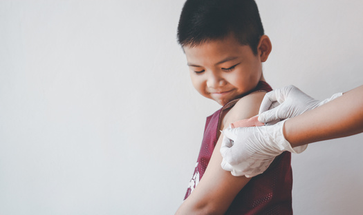 About 95% of the population needs to be immune to measles for the population to reach herd immunity. (natara/Adobe Stock)