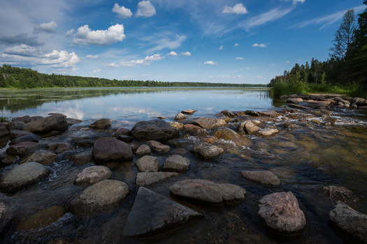 The headwaters of the Mississippi River play a key role in providing drinking water to 2.5 million Minnesotans. (Adobe Stock)