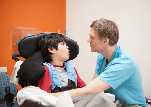 Preparing for a doctor's visit is an important part of ensuring children feel comfortable there when they arrive. (Jaren Wicklund/Adobe Stock)