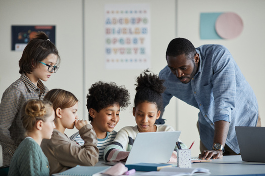 Last school year, 68 out of the 262 public school districts in Arkansas reported not having a single teacher of color on their staffs. (Adobe Stock)