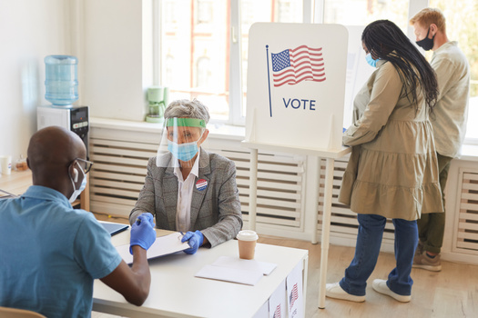 In 2017, the Election Assistance Commission reported that nearly 60% of poll workers are at least 61 years of age. During the pandemic, that has resulted in more shortages for election offices due to health risks. (Adobe Stock)