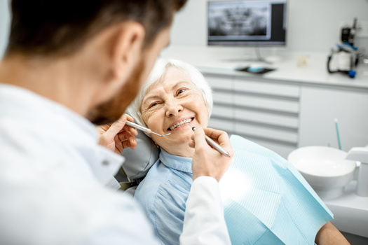 A recent Kaiser Family Foundation report found many people enrolled in Medicare go without dental care. (Adobe Stock)