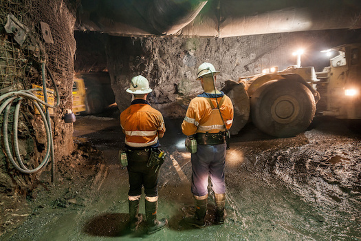 Mining employment has risen by 55,000 since a trough in August 2020 but is 96,000 below a peak in January 2019, according to the Federal Bureau of Labor Statistics.(Adobe Stock)
