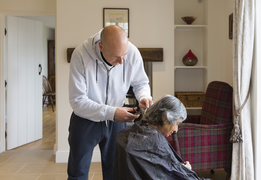 An estimated 48 million Americans are family caregivers, including about 90,000 South Dakotans. (Adobe Stock)