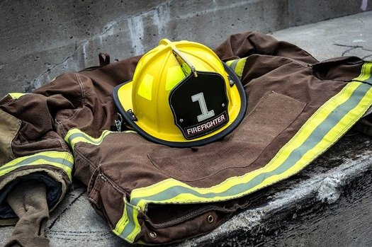 In 2018, there were an estimated 1,115,000 career and volunteer firefighters in the United States, according to the National Fire Protection Association. (TheHilaryClark/Pixabay)