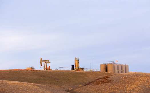The oil and gas industry has more than 800 approved permits to drill in Montana, according to Wild Montana. (kat7213/Adobe Stock)