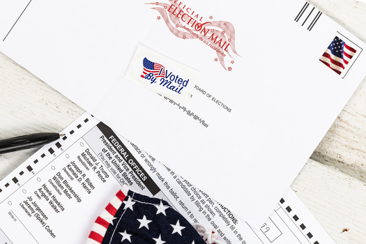 People confined in Pennsylvania jails are eligible to vote as long as they are not currently serving time for a felony conviction. (Adobe Stock)