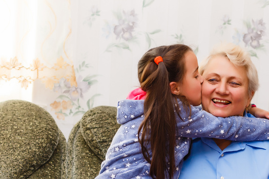 More than 200,000 children under 18 in Ohio live with grandparents or other relatives, an arrangement known as kinship care. (Adobe Stock)