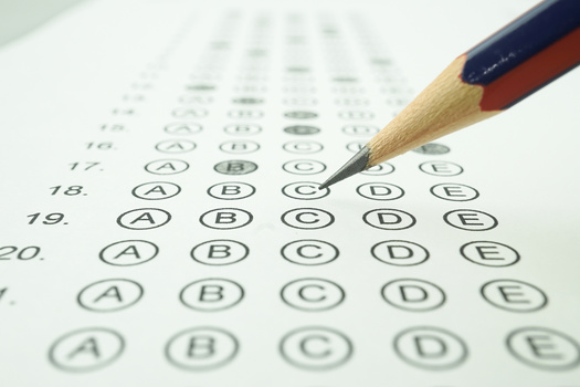 In the Spring 2021 MCAS exams, 46% of students in grades 3 through 8 scored