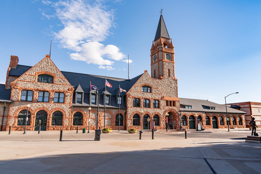 The most recent major renovations to Cheyenne's Union Pacific Depot were completed in 2006. The building now ishome to the Cheyenne Depot Museum. (Adobe Stock)