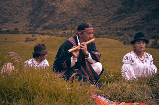 An international conference this week featuring linguists, educators, and practitioners will address ways to preserve indigenous languages. (marxelocinema/Pixabay)