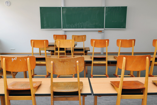 A recent national survey found a higher proportion of teachers reported frequent job-related stress and depression than the general adult population. (Adobe Stock)