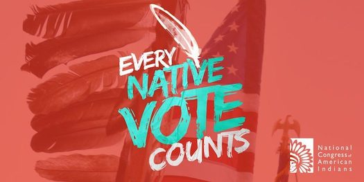 The Native American Voting Rights Act, recently introduced in Congress, would give tribes a say in where and how many polling places are located on tribal lands. (idigenousaction.org)
