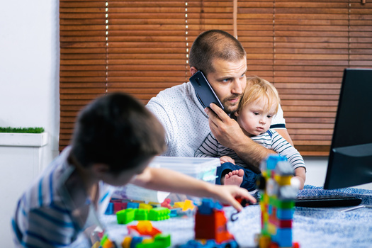 According to the Urban Institute, extending the Child Tax Credit expansion through 2025 would reduce child poverty by 40%. (Adobe Stock)