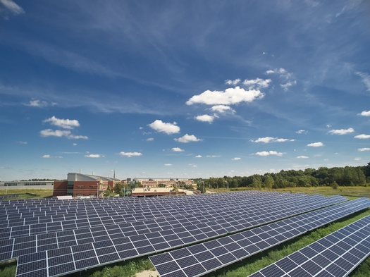 Research shows investing in community solar projects can bring major economic benefits to the state of Michigan. (Consumers Energy)