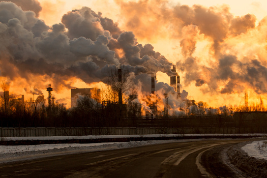 Fossil fuels kill more than 8 million people per year as the result of pollution, research shows. (Adobe Stock)<br />
