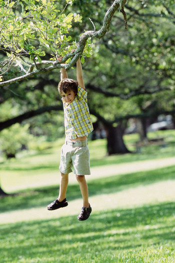 PHOTO: With all the budget cuts things like safe parks for kids to hang out in are being cut.