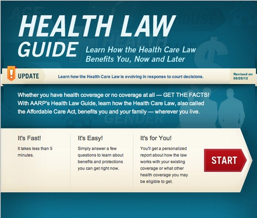GRAPHIC: Health Law Guide