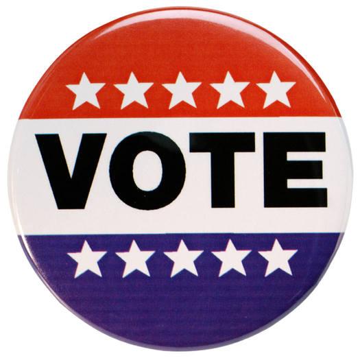 GRAPHIC: Vote button