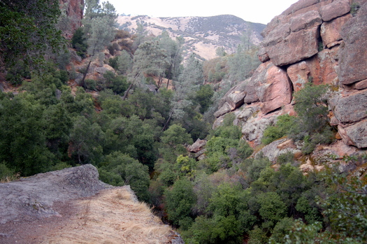 PHOTO: Pinnacles National Monument