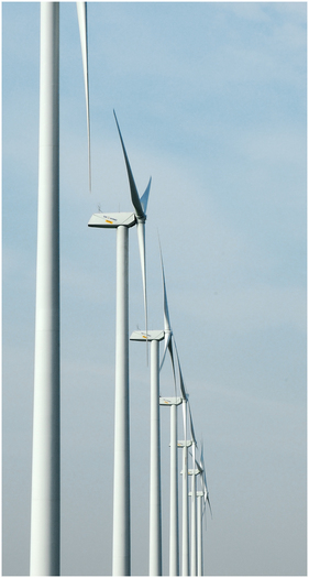 PHOTO: Wind turbines