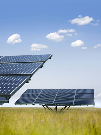 PHOTO: Progress is being made in developing a policy for solar energy on public lands in the West, including Colorado.