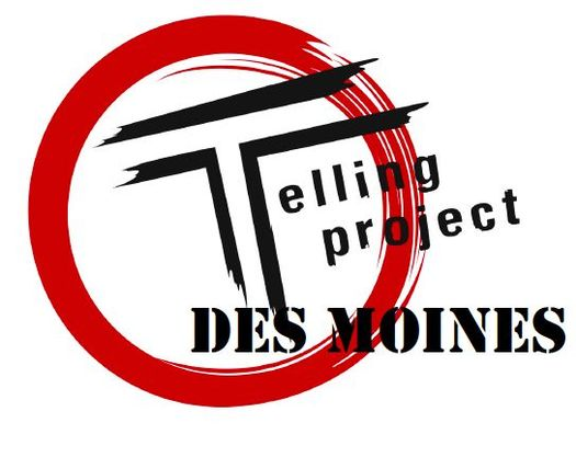 GRAPHIC: The Telling Project Logo